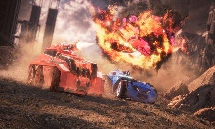 It's a Games Review! Mantis Burn Racing – Battle Cars DLC