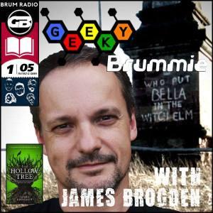 Geeky Brummie on Brum Radio