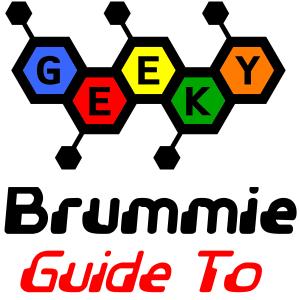 Geeky Brummie Guide To