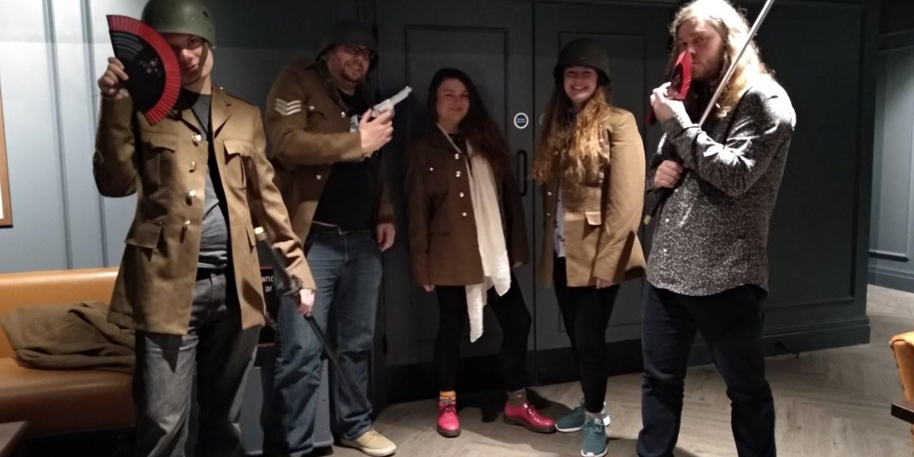 Escape Hunt Birmingham – Did we make it?