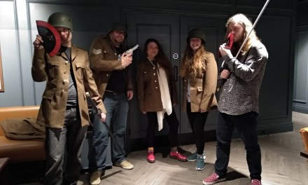 Escape Hunt Birmingham – Did we make it?