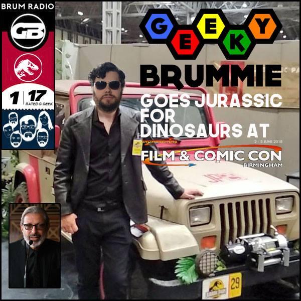 Film and Comic Con Birmingham