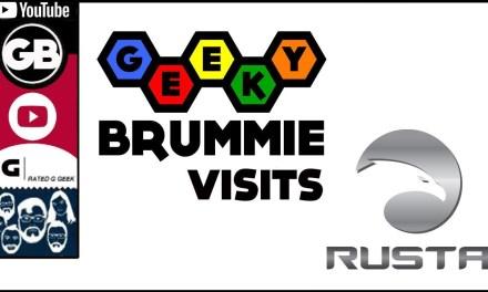 Geeky Brummie chat UAVs with RUSTA & University of Wolverhampton