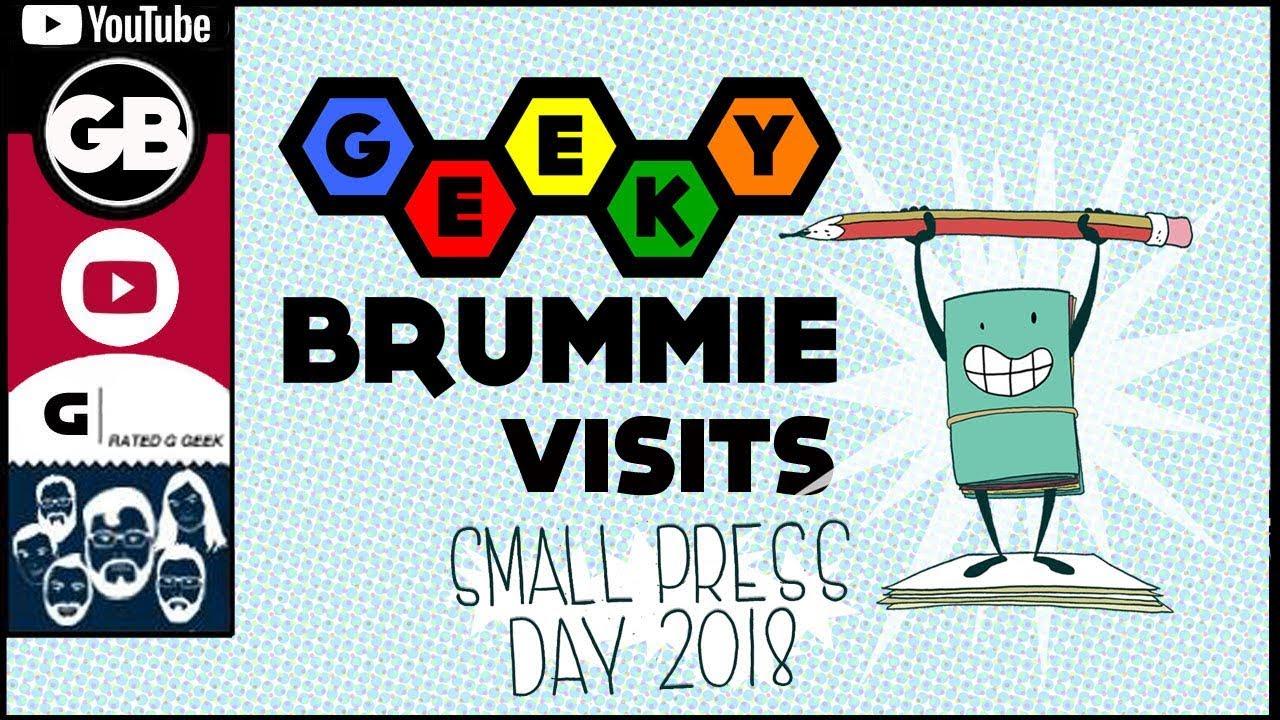 Small Press Day 2018
