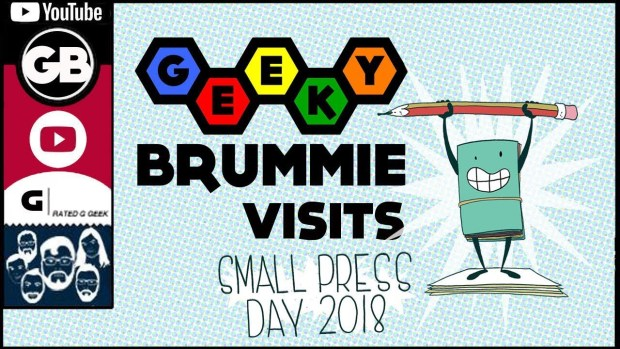 Small Press Day 2018