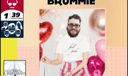 The Geeky Brummie Podcast – Issue 139!
