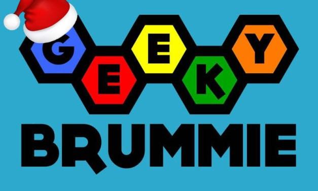 The Geeky Brummie XMAS Gift Guide 2018!