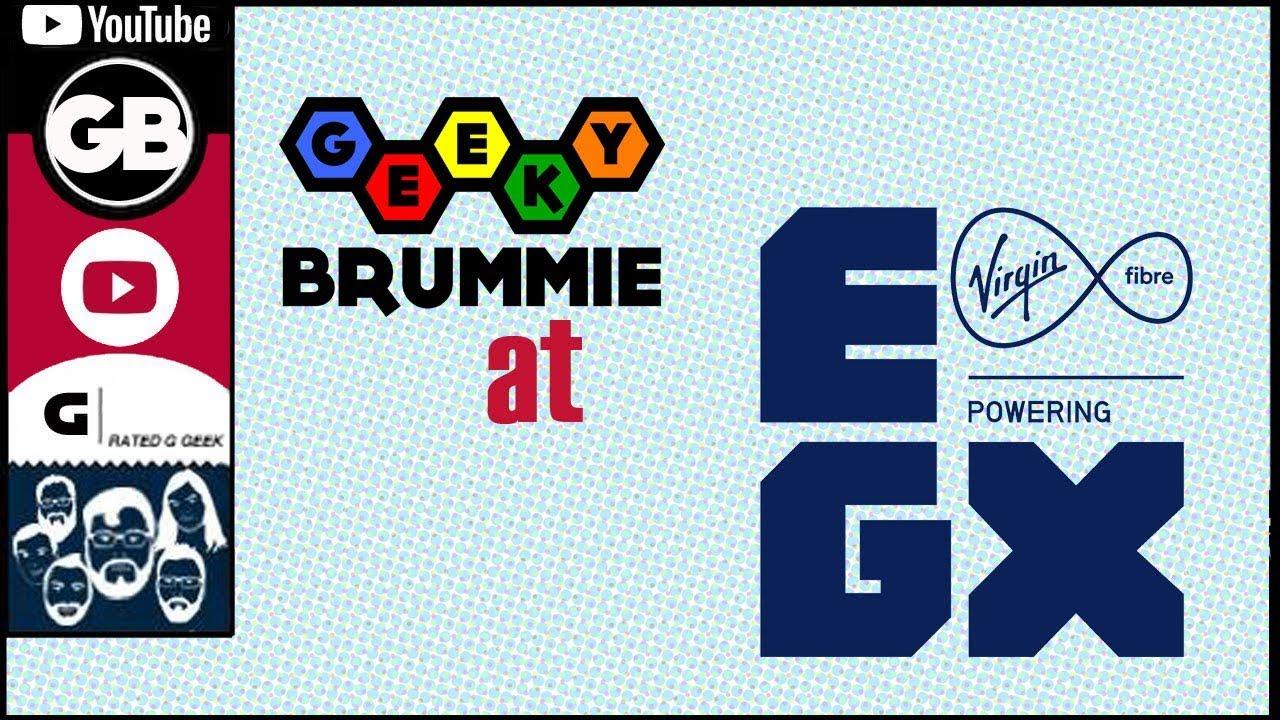 GB at EGX 2018