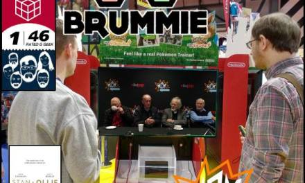 The Geeky Brummie Podcast – Issue 146!