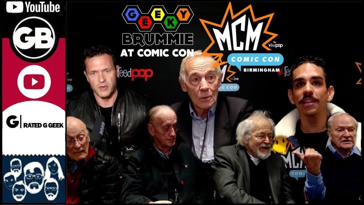 MCM Comic Con November 2018