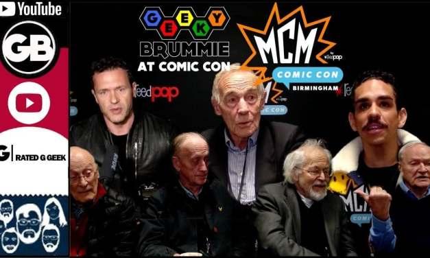 MCM Comic Con November 2018 – VIDEO