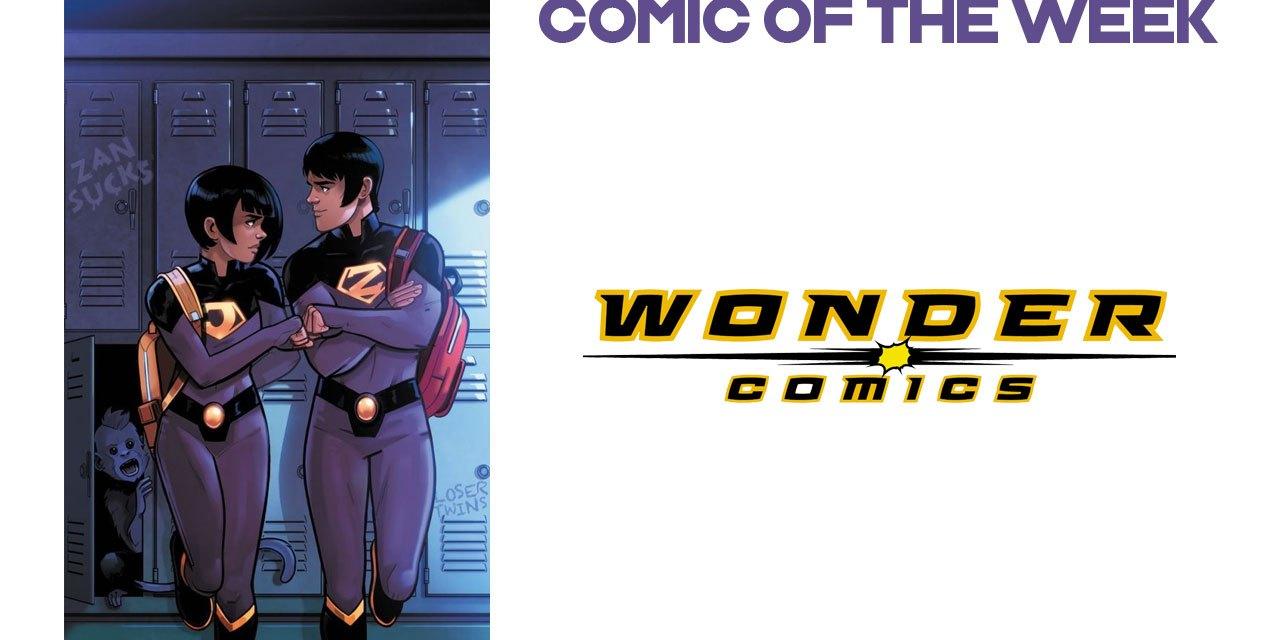 Wonder Twins #NCBD 13th February 2019