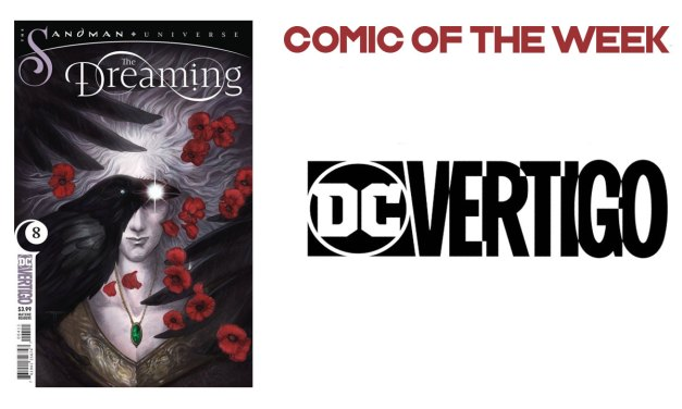 The Dreaming #NCBD 3rd April 2019