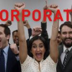 Corporate – TV review