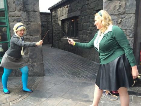 Ravenclaw vs. Slytherin