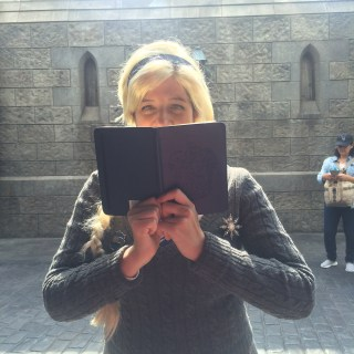 reading of course, such a Ravenclaw