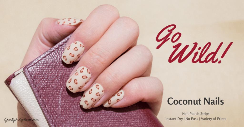 Incoco: Coconut Nails