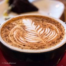 One Man Coffee: Mocha