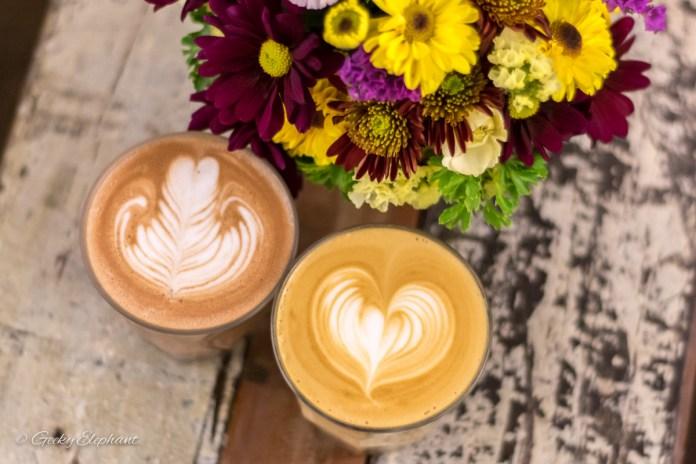 Artistry: Mocha & Latte