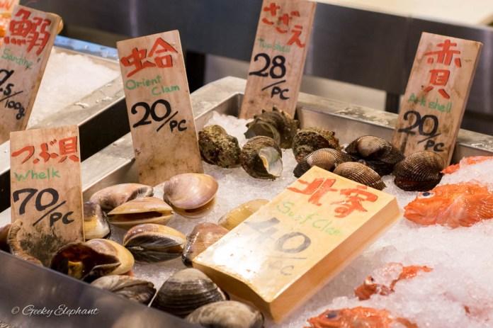 Oceans of Seafood