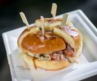 Savour 2015: Stellar@1-Altitude—Japanese Hida Wagyu Burger