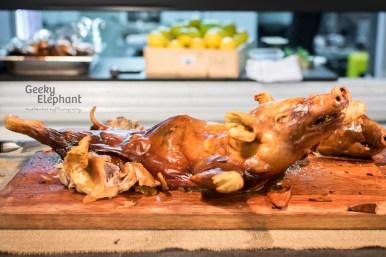 Savour 2015: UNA@Rochester—Suckling Pig