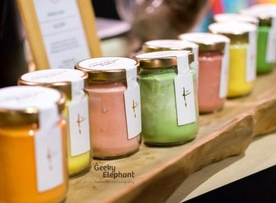Savour 2015: Janice Wong Sweets—Chocolate Paint