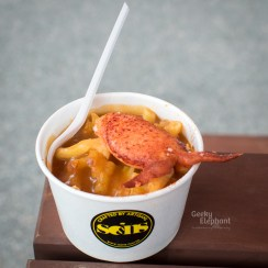 Savour 2015: &Sons—Lobster Mac & Cheese.