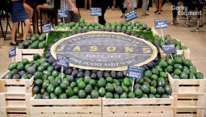 Savour 2015: Gourmet Food Hall—Avocados