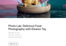 Food Photography Photo Lab