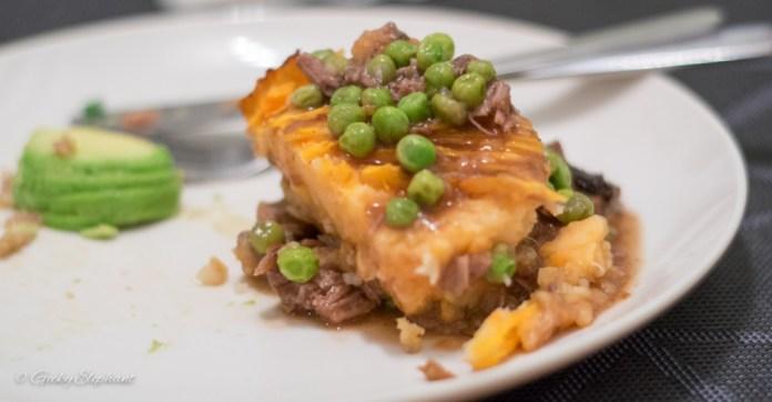 Cookup: Shepard's Pie.