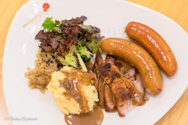 Ambush: Oktoberfest Platter