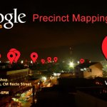 Google Map Your Precincts