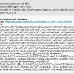 Malware Targets Javascript Files on WordPress Plugins