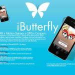 Download iButterfly App and get Discounts and Freebies