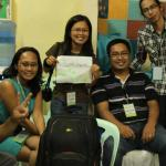 Testcovery wins in Startup Weekend Davao