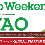 Startup Weekend Davao: Pitching of e-Grado Mo