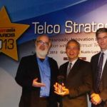 Smart bags best community telecom project in Asia