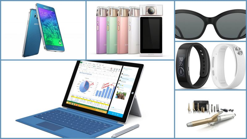 Gadget Gift Ideas: Ideal Gifts for Her for Christmas 2014 ...