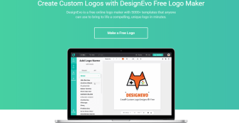 DesignEvo Online Logo Maker Review: The Best Website to Create Beautiful Logo Designs