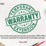 OPPO service warranty