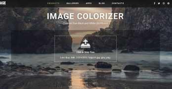 Image Colorizer App Review
