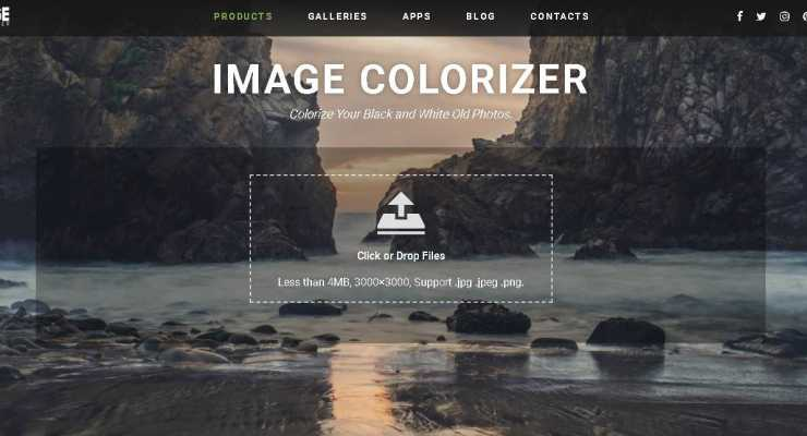 Image Colorizer App Review