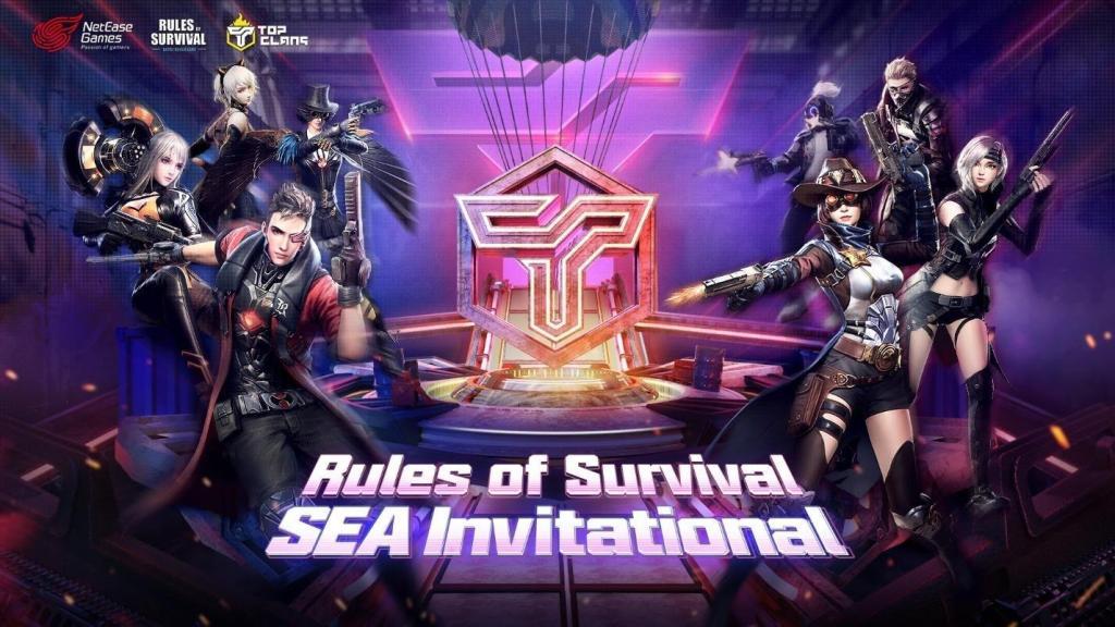 Team Secret - Rules of Survival