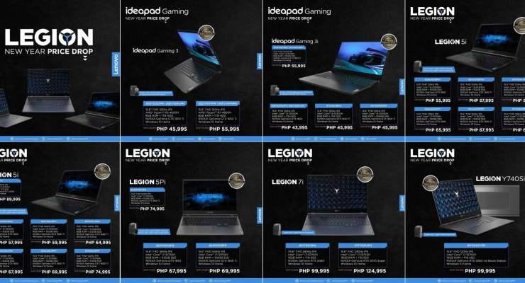 Lenovo Legion Price Drop