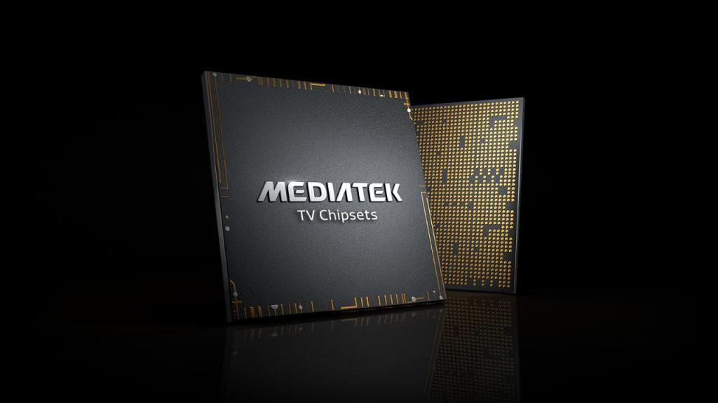 Mediatek MT9638 4K Smart TV Chip