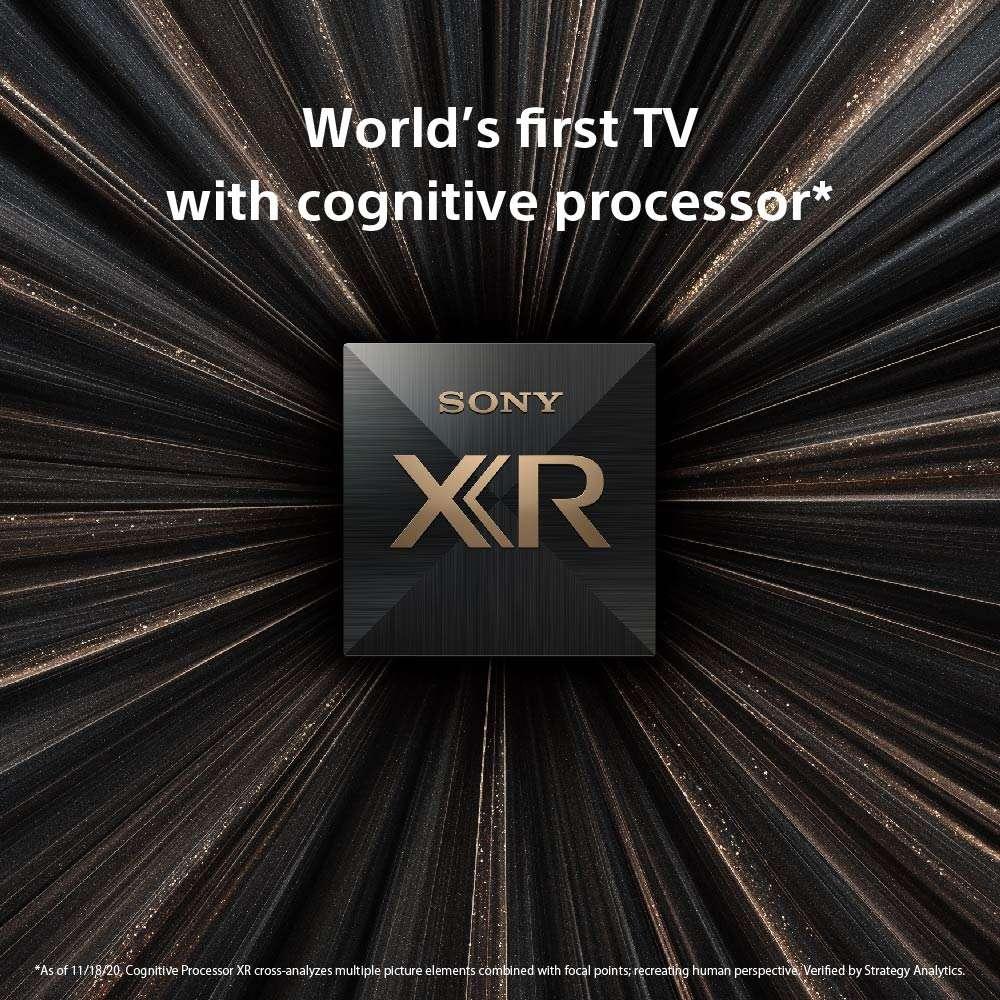 Sony Bravia XR Series - Cognitive Processor XR