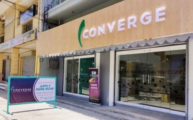 Converge ICT Fiber Luzon boost