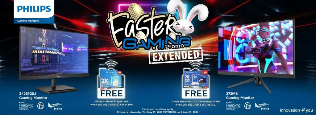 Easter Gaming Promo Extended