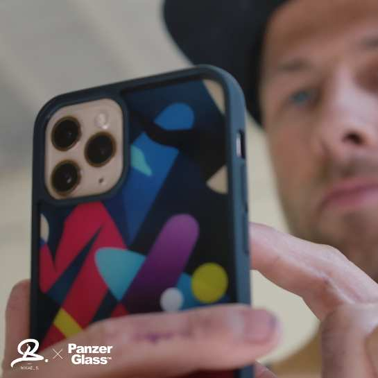 PanzerGlass for iPhone 12 Pro & Promax